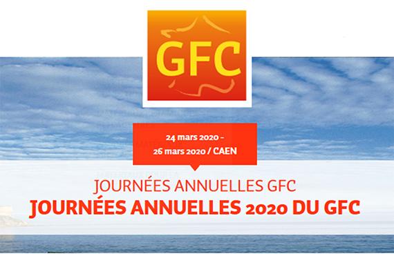 Les Journées Annuelles 2020 du Groupe Français de la Céramique sont reportées et se tiendront à Caen en Mars 2021.